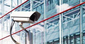 Optische Raumüberwachung durch elektronische Einrichtungen mit der Möglichkeit der Dokumentationsfunktion und Speicherung.